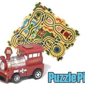 train vehicle puzzle